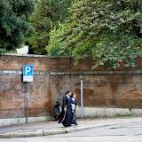 6. Street motif. Rome. 2013