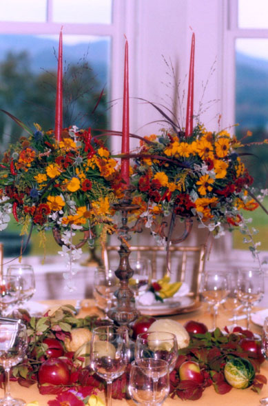 Fall Table, Fantasy Scenes 3