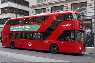 Croatia Online - London Bus