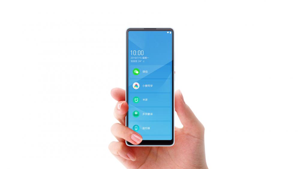 Xiaomi Qin สมาร์ทโฟน Android Go ตัวน้อย จอยาว 22.5:9