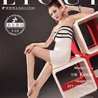 LiGui 2014.11.30 网络丽人 Model 可馨 [38P] cover.jpg
