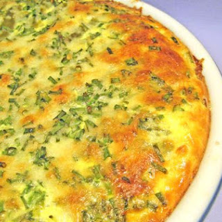 Ham and Red Pepper Quiche