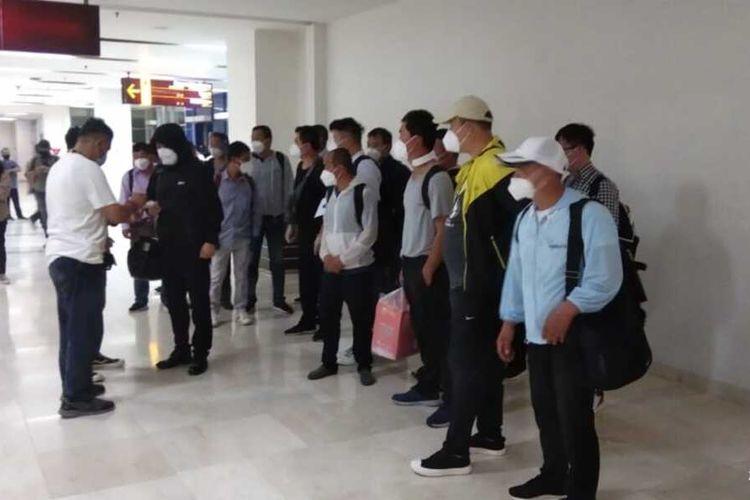 Alasan Imigrasi Izinkan TKA China Masuk saat PPKM Darurat: Ngerjain Proyek Nasional