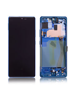 Galaxy S10 Lite Display Blue
