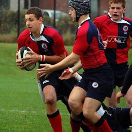 2010-10-23 Ballyclare HS v Wallace HS