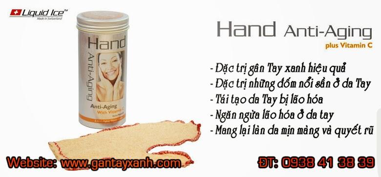 Gân tay xanh, đặc trị gân tay xanh, điều trị gân tay xanh hiệu quả, thuốc làm mờ gân tay xanh, thuốc làm giảm gân tay xanh, mỹ phẩm làm mờ gân tay xanh, mỹ phẩm đặc trị gân tay xanh, thuốc đặc trị gân tay xanh, hand anti-aging plus vitamin c, tay nổi gân xanh