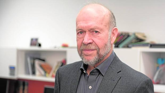 James Hansen, professor in the Department of Earth and Environmental Sciences at Columbia University. Photo: ABC