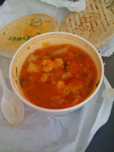 Mediterranean Fish Stew at BLT