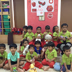 Favorite Toy Day Celebrated by Nursery at Witty World (2015-16)