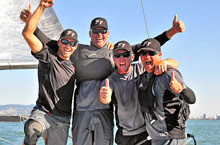 J/24 and Melges 24 Champion- Brian Porter from Chicago/ Lake Geneva