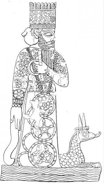 Marduk, Gods And Goddesses 6