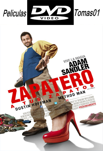 Zapatero a Tus Zapatos (The Cobbler) (2014) DVDRip