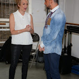 OIC - ENTSIMAGES.COM - Maggie Paterson and Robin Windsor at the Autism's Got Talent Press Call at Pineapple Dance Studios. in London 1st May 2015  Photo Mobis Photos/OIC 0203 174 1069
