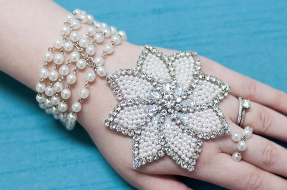 Great Gatsby Bracelet by M&J Trimming