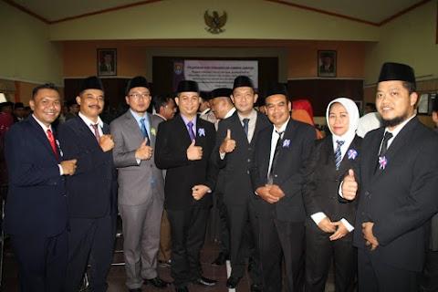 Membanggakan, Anggota Persit Kodim 0703 Cilacap Menjabat Menjadi Kepala Puskesmas