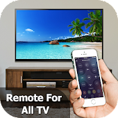 Tải Remote Control for all TV Prank APK