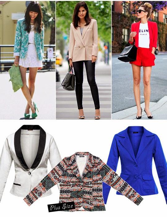 roupas para o trabalho