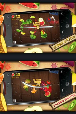 """fruit ninja android game"""