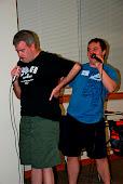 Todd & Luke singing