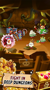 Angry Birds Epic RPG Screenshot