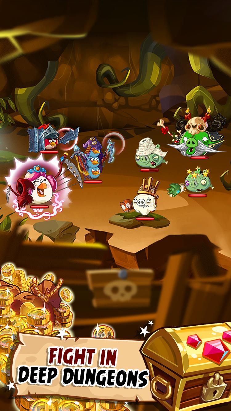 Angry Birds Epic RPG Screenshot 3