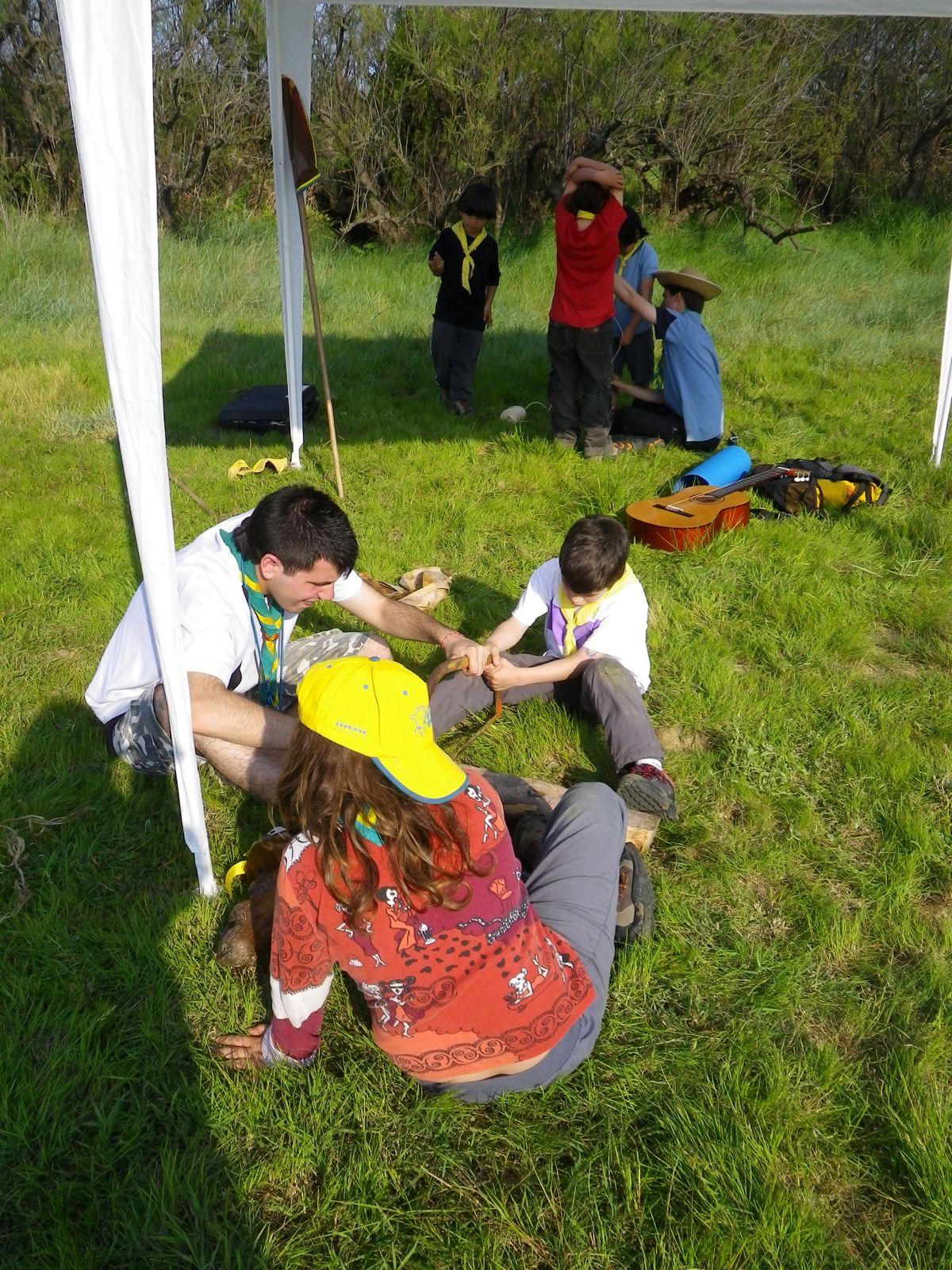 Campaments de Primavera de tot lAgrupament 2011 - IMGP0502.JPG