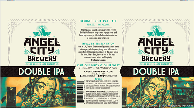 Angel City Double IPA Coming To New Cans