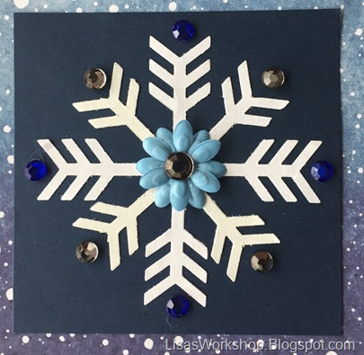 CLS Winter Blog Hop - Lisa's Workshop