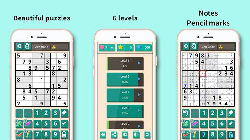 Sudoku classic modavailable screenshots 2