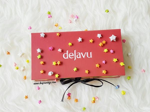 [Review] DeJavu Fiberwig Mascara and Lasting Fine Pencil Liner