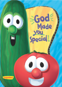 God Made You Special / VeggieTales By Eric Metaxas
