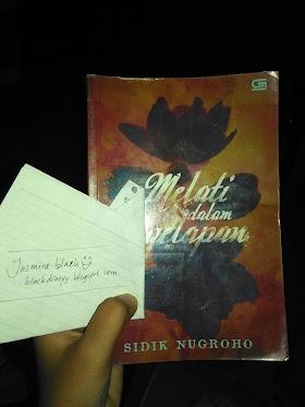 Review #3 - Melati dalam Kegelapan, Sidik Nugroho.