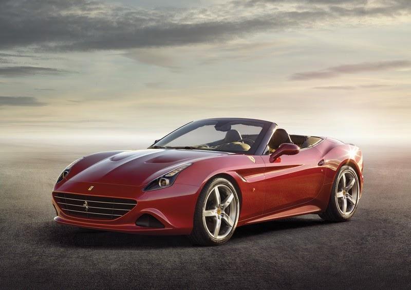 Geneva 2014 Ferrari California T Is Revealed