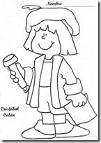 cristobal colon colorear dibujos (3)