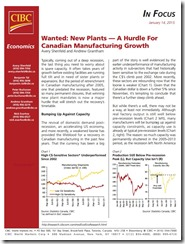Wanted New Plants  A Hurdle For Canadian Manufacturing Growth