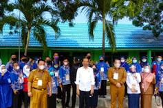 Dapat Lampu Hijau dari Presiden, Sekolah Tatap Muka di Pesawaran segera Dimula