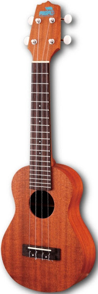 MIGM music is good medicine Soprano Ukulele