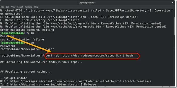 install-nodejs-debian