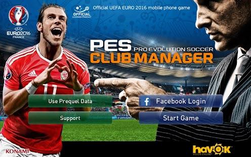 PES CLUB MANAGER Screenshot 18