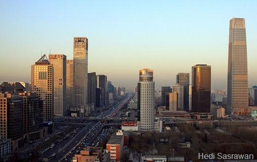 Negara berkembang di Asia Tiongkok
