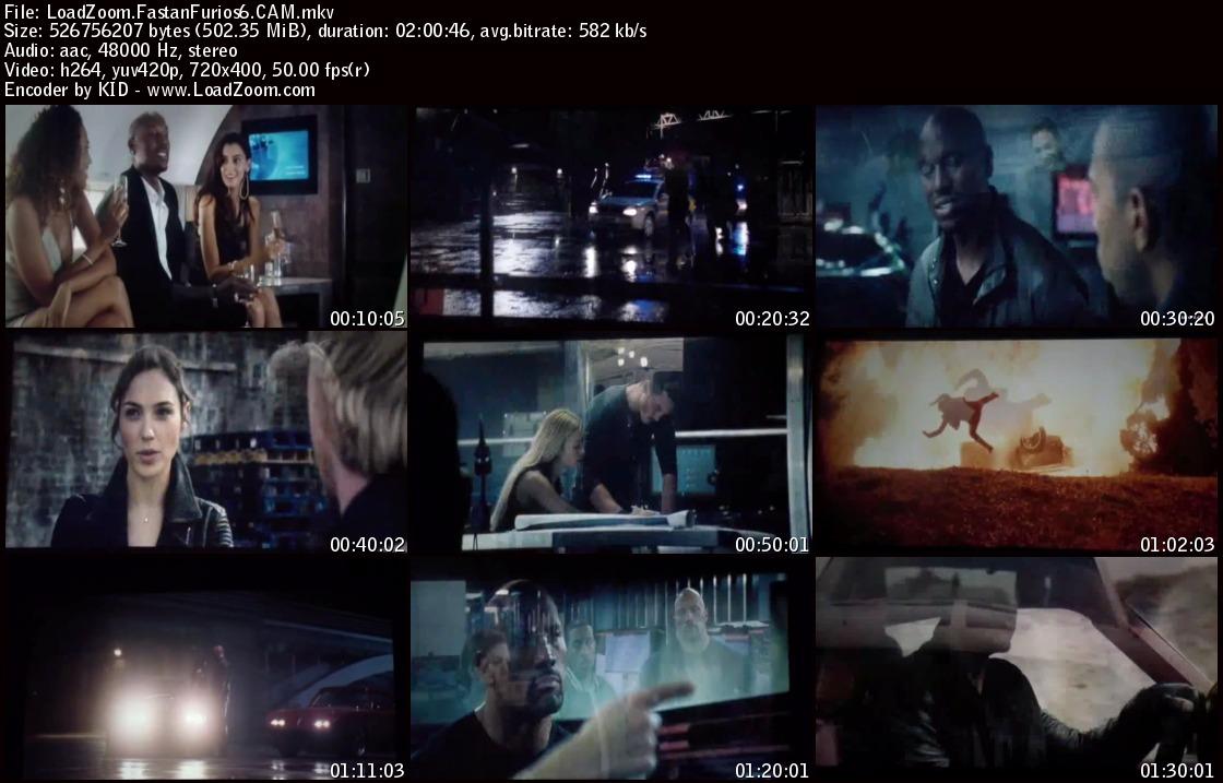movie screenshot of Fast & Furious 6  fdmovie.com