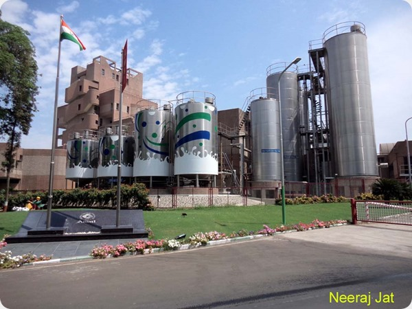Amul Dairy, Anand