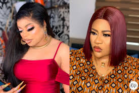 Bobrisky Leaks The Identity Of Man Who's Allegedly The Cause The Fight Between Him And Nkechi Blessing