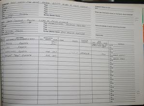 Photo: Yoha Hadjo Family Chart / Zoom in to Read