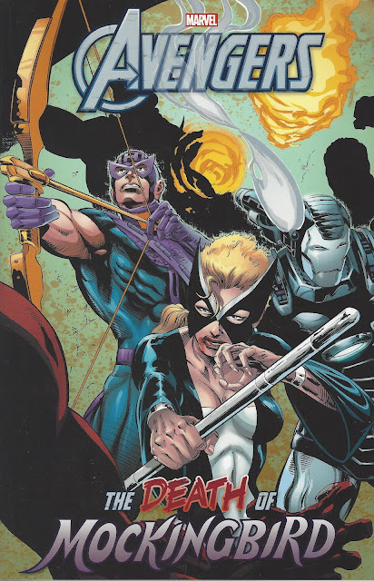 Avengers: The Death of Mockingbird cover
