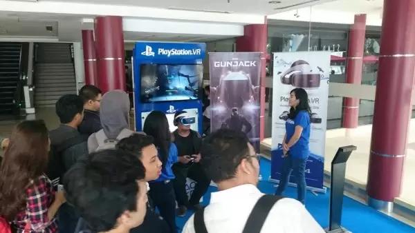 Game Virtual Reality Mulai Menjadi Tren di Indonesia