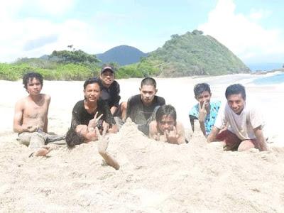 Pantai Wane Bima