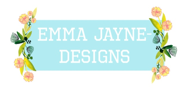 Bloggers of the Month & New Advertising Details Emma Jayne-Designs
