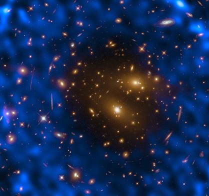 aglomerado de galáxias RX J1347.5-1145