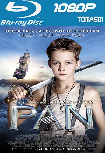 Peter Pan: Viaje a Nunca Jamás (2015) (BRRip) BDRip m1080p
